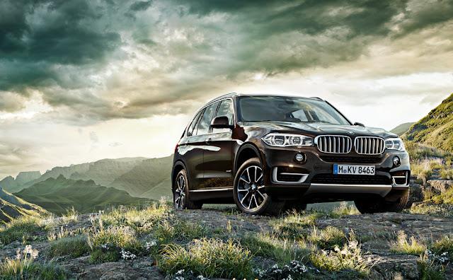 صور سيارة BMW X5 الجديدة 2013 - 2014