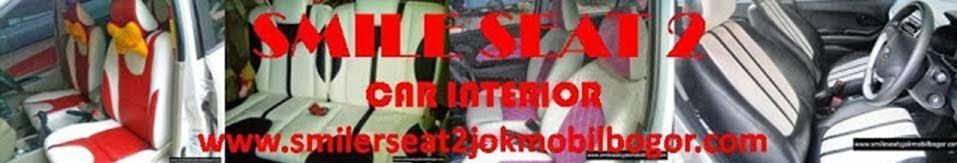 Smile Seat 2 - Jok Mobil Bogor