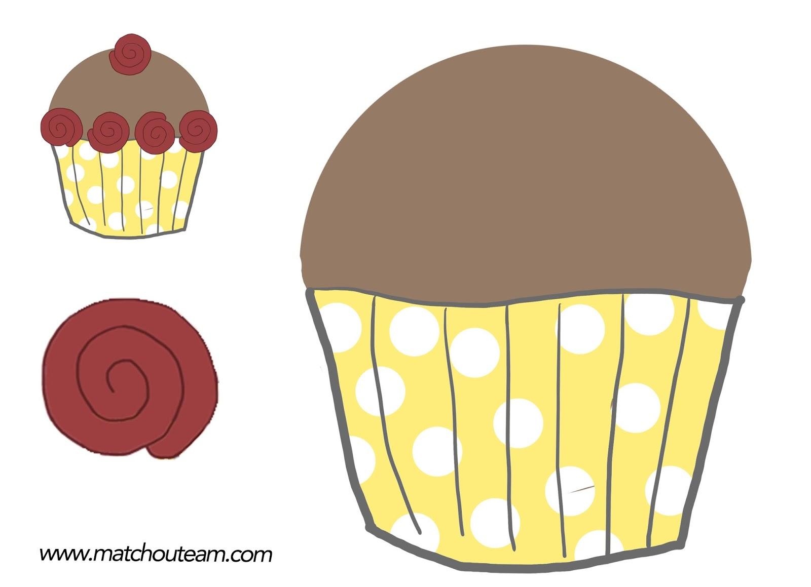 atelier pâte à modeler cupcake