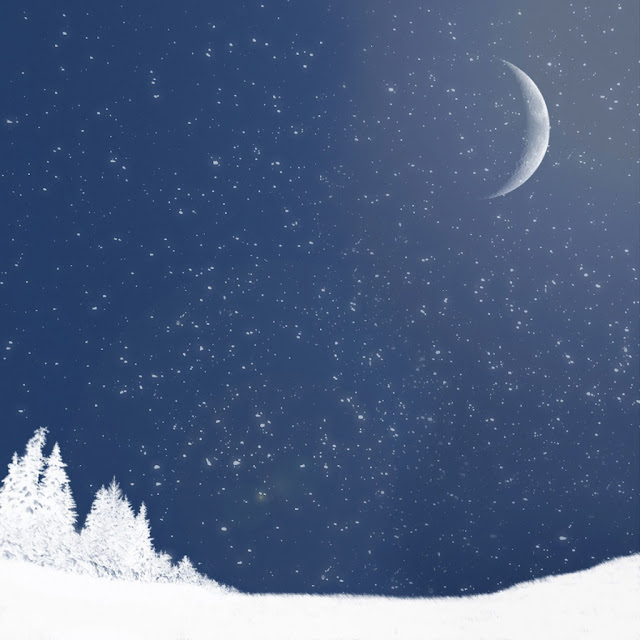 christmas winter ipad wallpaper