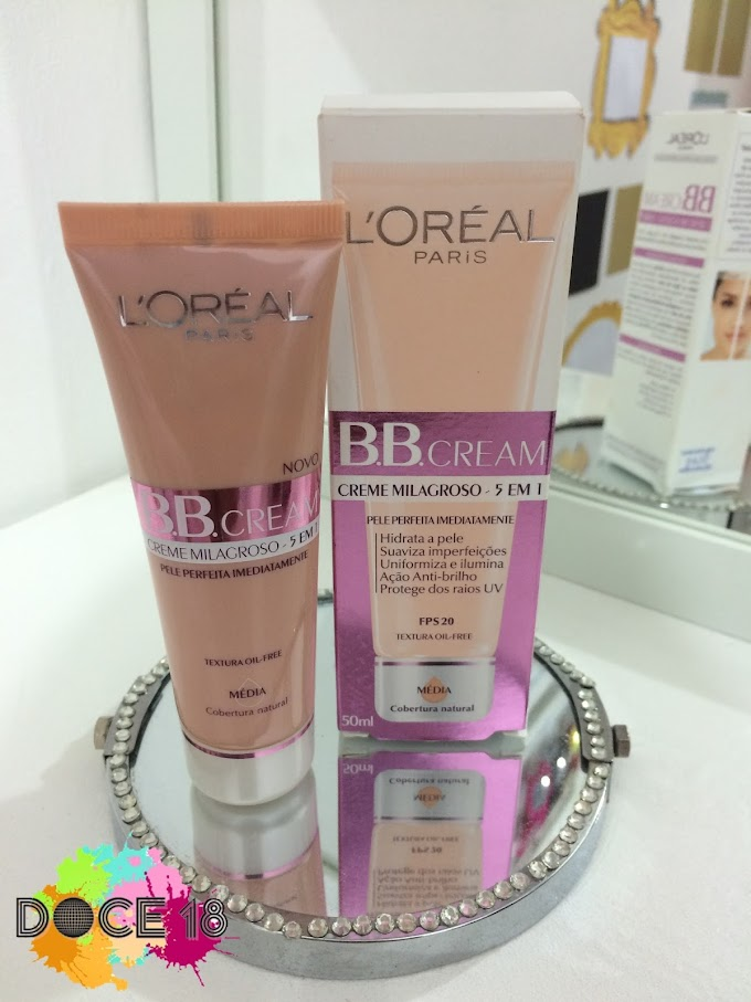Resenha: B.B. Cream Loréal ♥