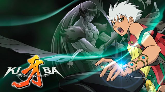 Kiba(La Serie Animada)