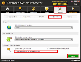 Download Advanced System Protector 2.1.1000.12580 Include KEY