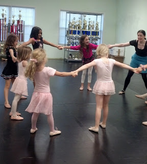 charlotte school ballet tap children