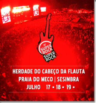 SUPER BOCK SUPER ROCK 2014