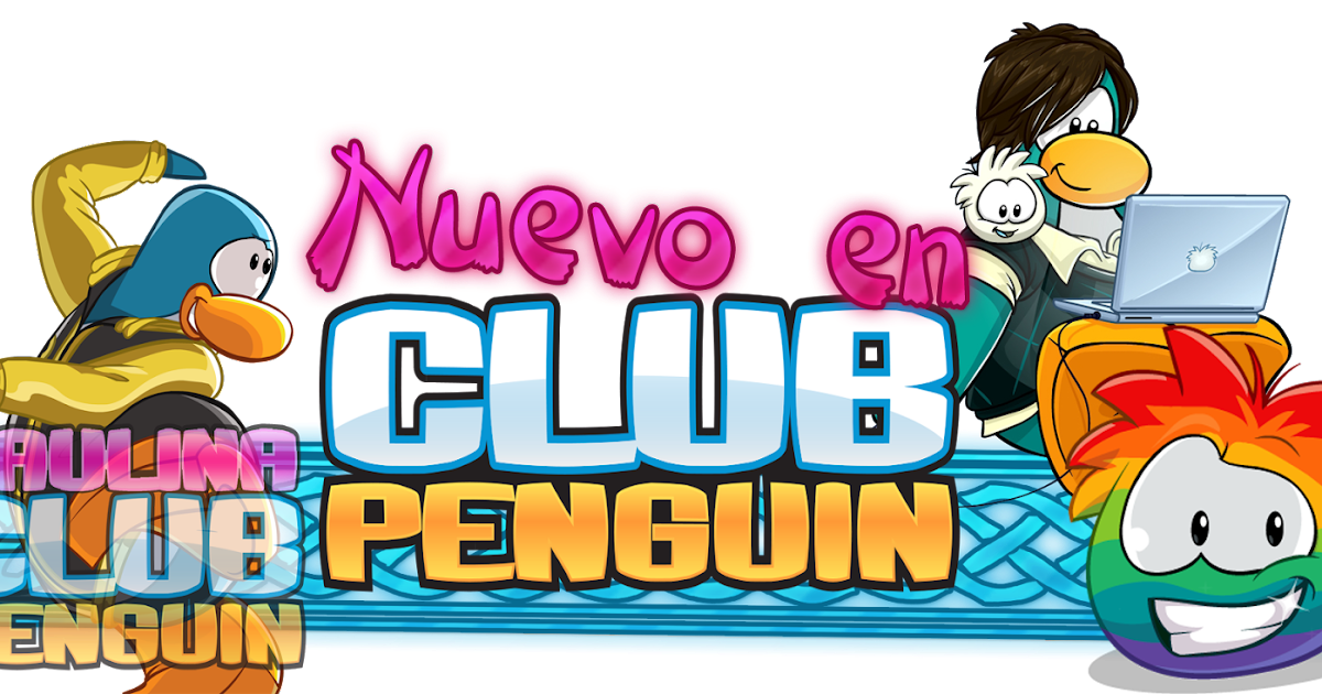 PAULINA - CLUB PENGUIN: Nuevo en Club Penguin