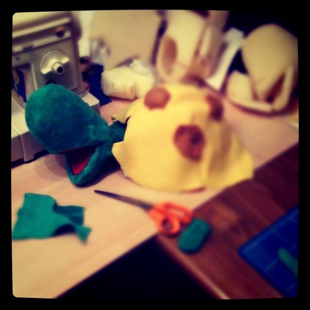 Hellyer S Puppet Workshop
