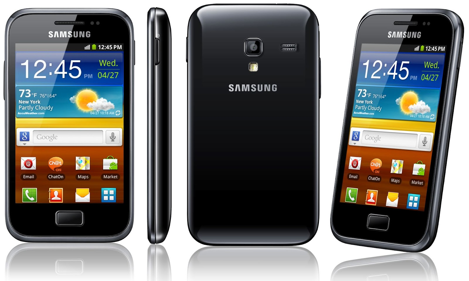 Samsung Galaxy Ace Plus S7500 Specifications,Features,Price,Review