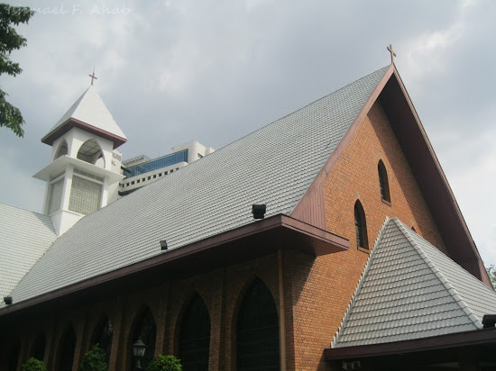 St. Louis Church in Bangkok