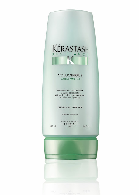 K rastase introduces volumifique the renovation of its for Kerastase bain miroir shine revealing shampoo