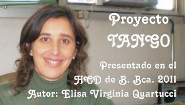 Proyecto TANGO 2011
