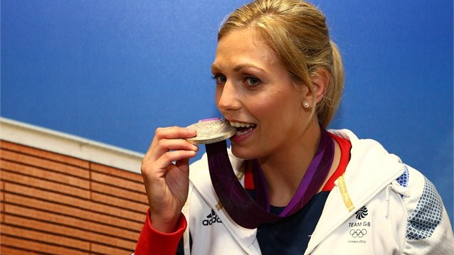 Gibbons hoping silver will inspire youngsters » Olympic News   Gemma Gibbons