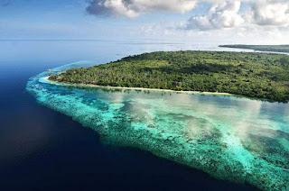 Tempat Wisata Cantik di Wakatobi Island