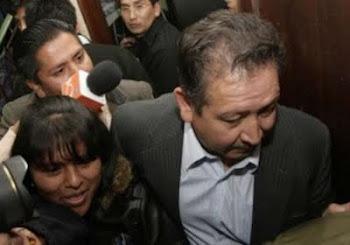 el ángel caído. Ciro Farfán declaró, juró que el vehículo clonado no es de su propiedad