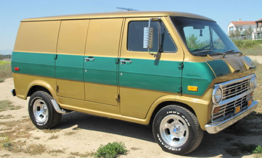 Cycle Zombies Blog Billion Dollar Baby Van For Sale