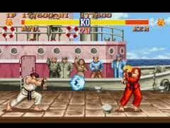 Super Street Fighter Online