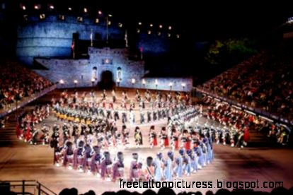 Edinburgh Military Tattoo Introduction  Just another WordPress