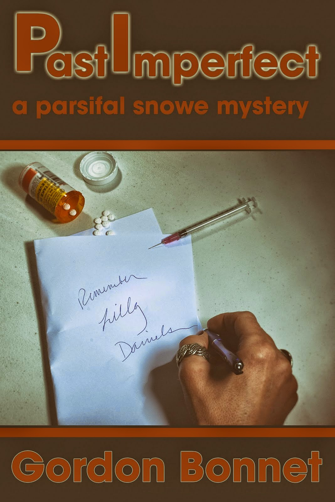 The Parsifal Snowe Mysteries