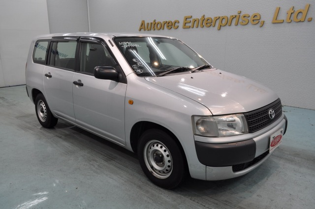 2006 Toyota Probox Gl To Kenya Japanese Vehicles To The World