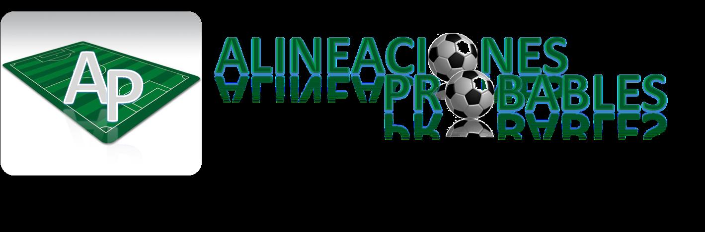 Alineaciones probables de la Liga BBVA Temporada 13/14