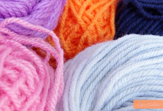Colors chart - Palette de couleurs Chez Violette