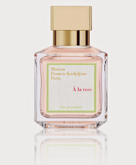 A la Rose Eau de Parfum Natural Spray