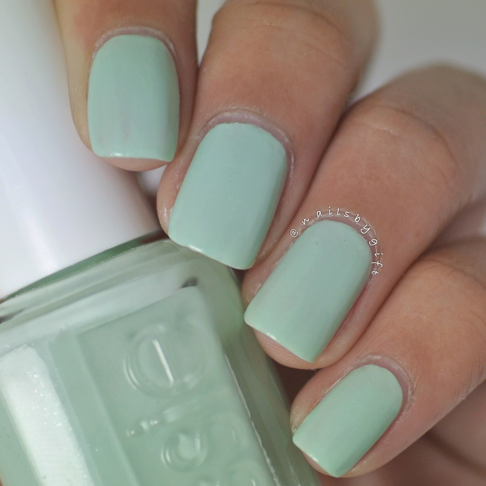 Nails By Gift Essie Spring 2014 Collection Review