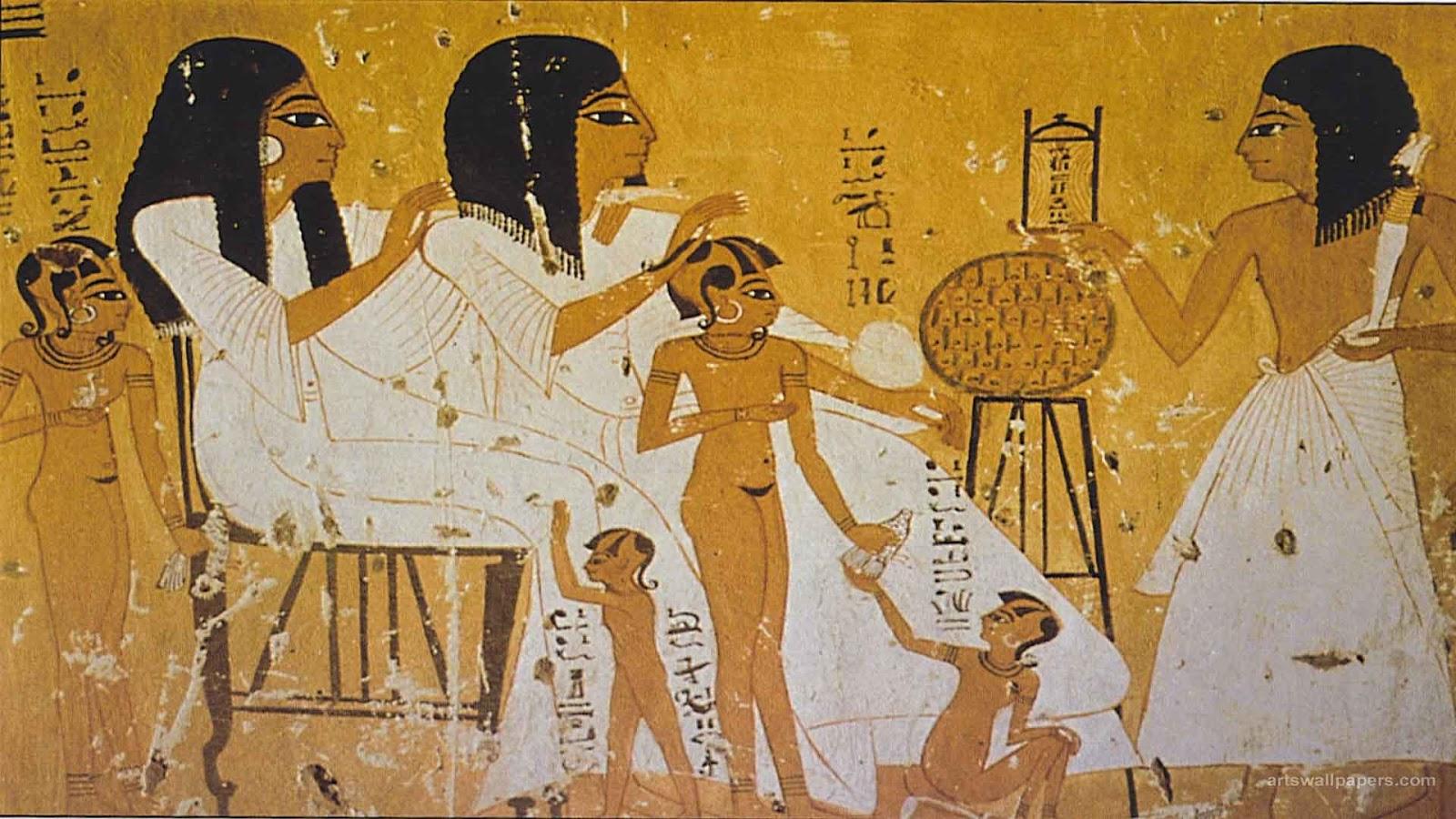 AndrEy SotnikOv ARt PortfoliO  Egyptian Art