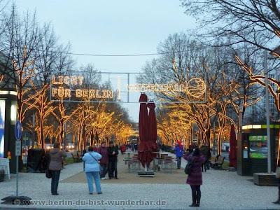 verschiedene bildern, Gebäude, Unter den Linden, winter