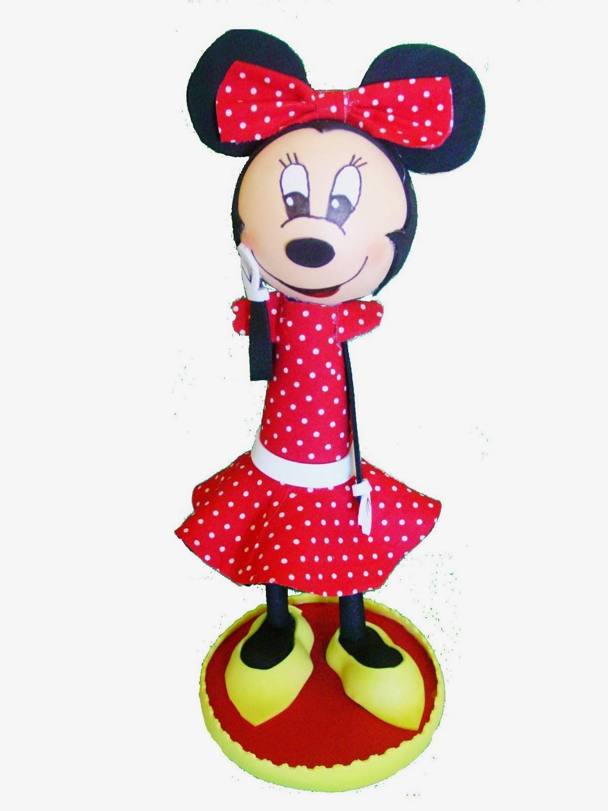 Fofucha Minni Mouse