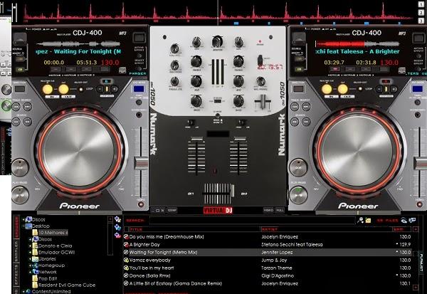 download virtual dj 7 pro skins effects add ons