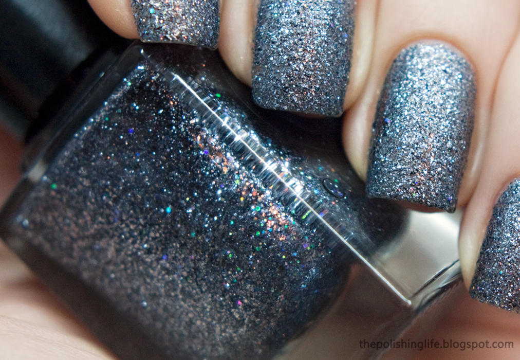 Cirque Chainmail swatches and review