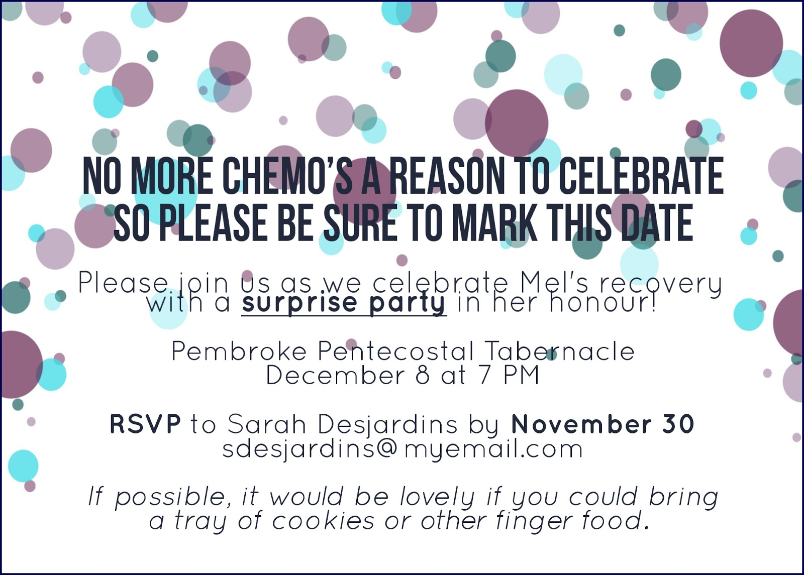 Facebook Party Invite for good invitation template