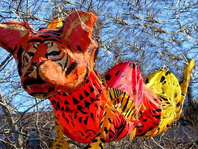 lunar new year tiger