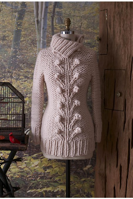 Anthropologie Cloudcover Sweater