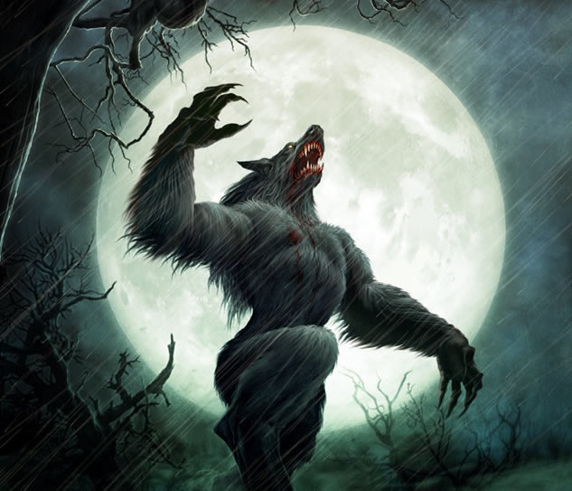 Werewolves Shifters: PK HREZO: Childhood Monster Blogfest