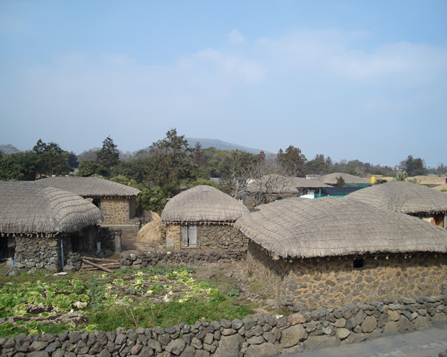 Seongeup Folk Village - Korea