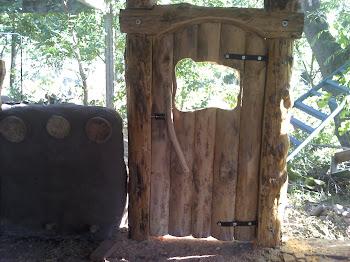 puerta de 0,90 de ancho por 1,60