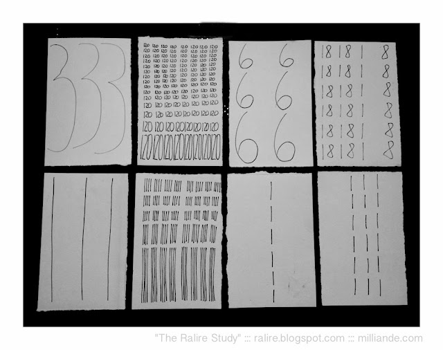Sketchbook November 18, 2013 , The Ralire Study - Sketchbook, Logbook , Image Library , Inquiry into the Nature of Random Linear Remnants , Lines and Art Research Project by Milliande Demetriou