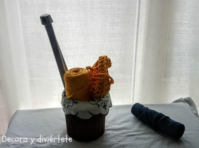 Cómo hacer una cesta para guardar lo que quieras