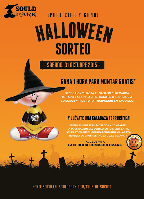 Sould Park Halloween