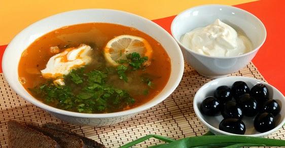 Как сварить суп солянка рецепт