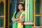 Anjali latest photos in green churidar-thumbnail-16