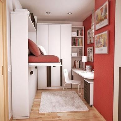muebles modulares dormitorio pequeño