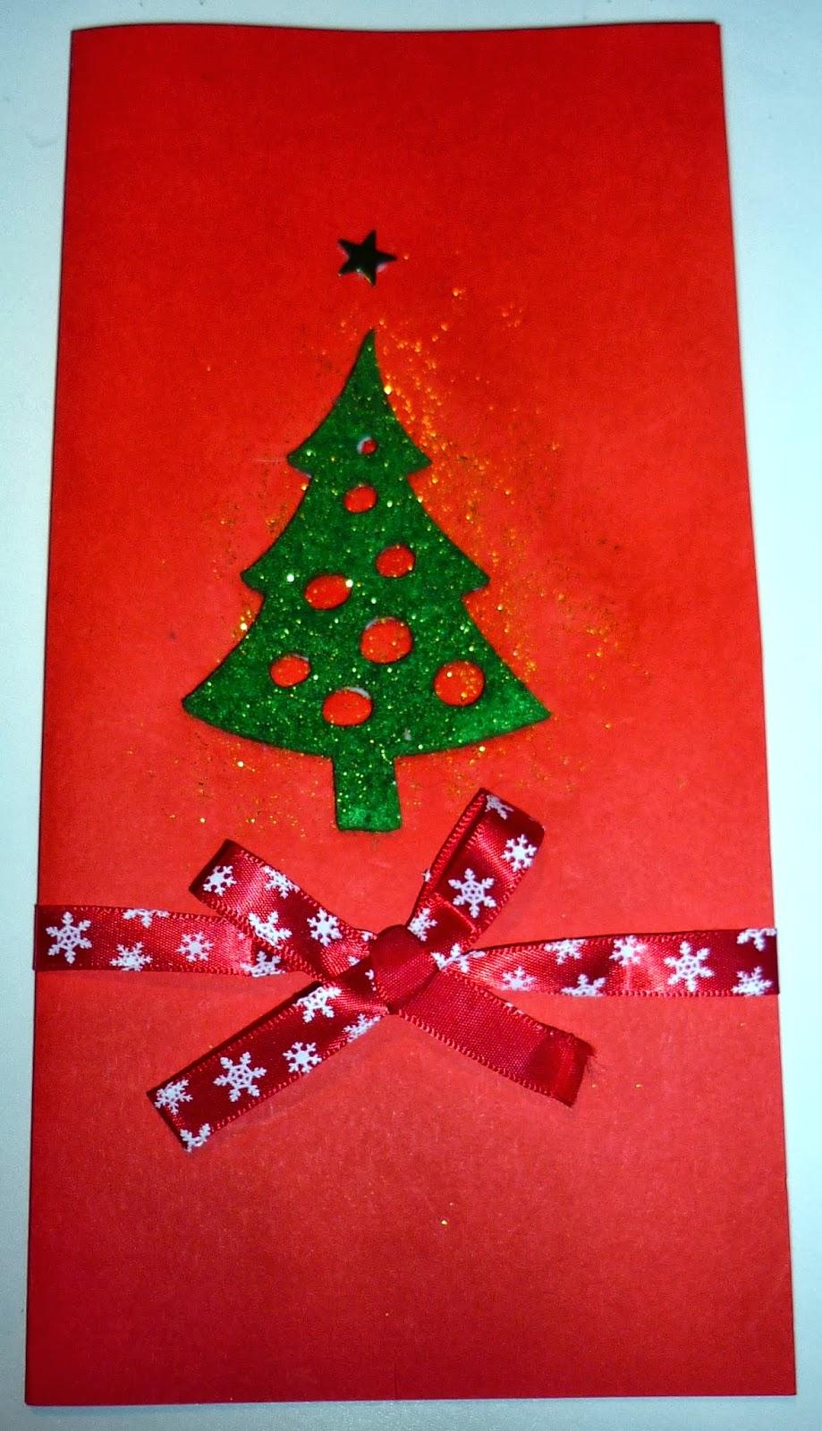 Hacer Tarjetas De Navidad Hacer Tarjetas De Navidad Nuevas Y - Como-se-hace-una-tarjeta-de-navidad