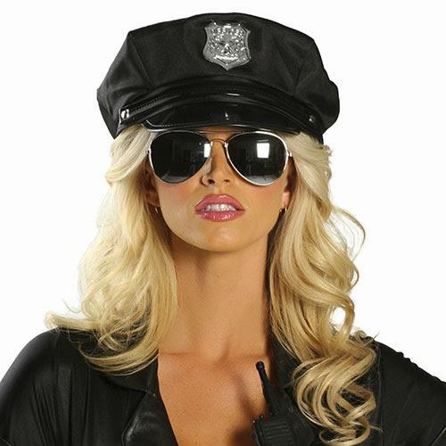 Pomysł na wieczór panieński - policjantki z Beverly Hills!
