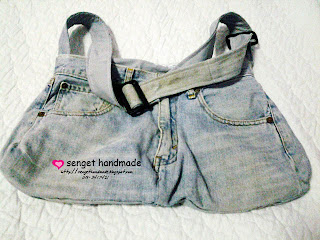 recycled your jeans