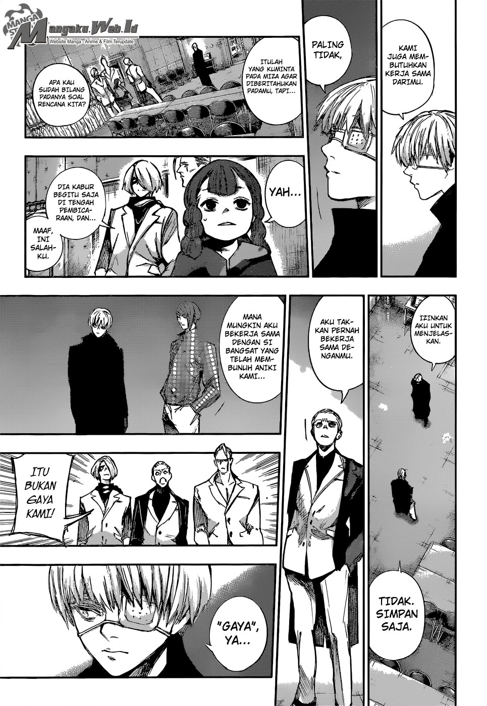 Tokyo Ghoul:re Chapter 102-9