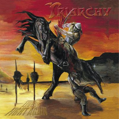 Bloody awful metal album cover NWOBHM