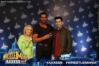 Fandango WrestleMania XXIX 29 Axxess